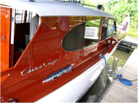 1954 Chris Craft - 31' Sedan Cruiser