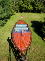 5. 1942 19' Chris-Craft Custom Runabout