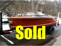 1941 Chris-Craft - 17' - Deluxe Runabout
