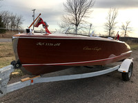1952 Chris-Craft - 18' - RIviera