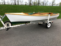 1950 (?) Hugo - 13 1/2' -  Rowboat