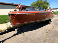 1946 Chris-Craft - 20' - Custom Runabout