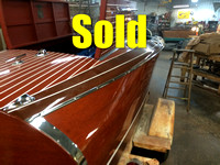 1941 Chris-Craft - 19' - Deluxe Runabout