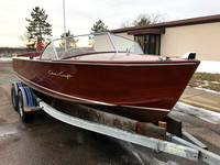 "1956 Chris-Craft - 20' - Sportsman ""Summer Daze"""