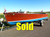 1940 Chris-Craft - 18' - Sportsman