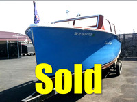 1947/48 Chris Craft - 26' Semi Enclosed