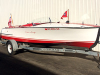"1948 Chris-Craft - 19' Racing Runabout ""Cherry Bomb"""