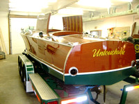 "1995 Hackercraft 28' ""Untouchable"""