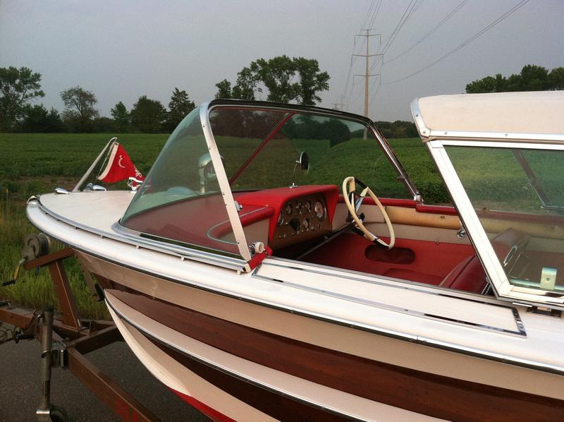 Chris Craft Boats >> Freedom Boat Service | 1959 Century - 21' Coronado