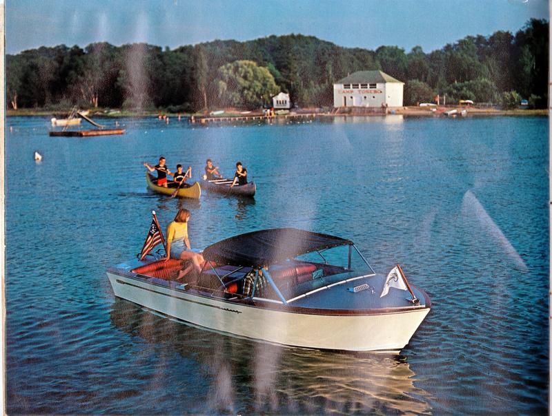 Freedom Boat Service 1968 Century 17 Resorter Fgl