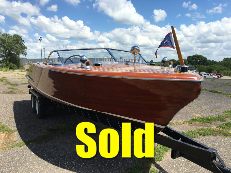 Freedom Boat Service | 1956 Chris-Craft - 26' - Continental