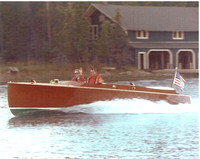 1925 Great Lakes Boat Building Co. - 26' - Runabout