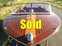 1959 Chris-Craft - 17' - Ski Boat