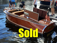 1940 Chris-Craft 17' Deluxe Runabout